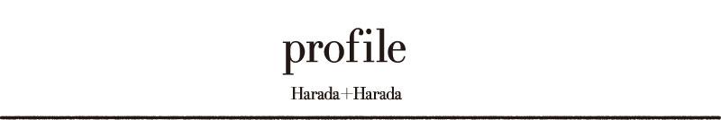 profile Harada+Harada